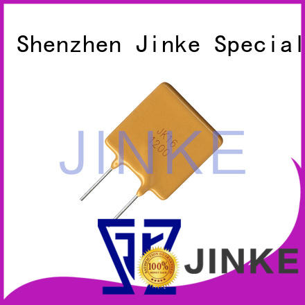 Jinke 250v ptc thermal fuse factory for E-Readers