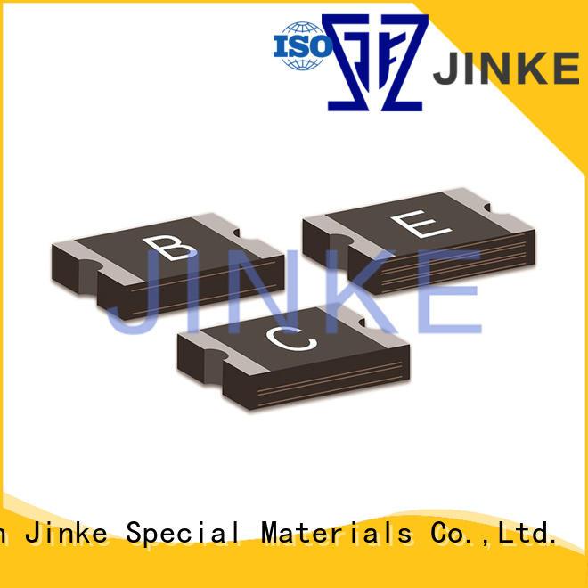 packs certificaton Jinke Brand polymer ptc