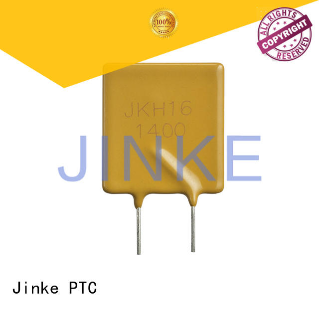 Jinke fuse pptc low resistance for E-Readers