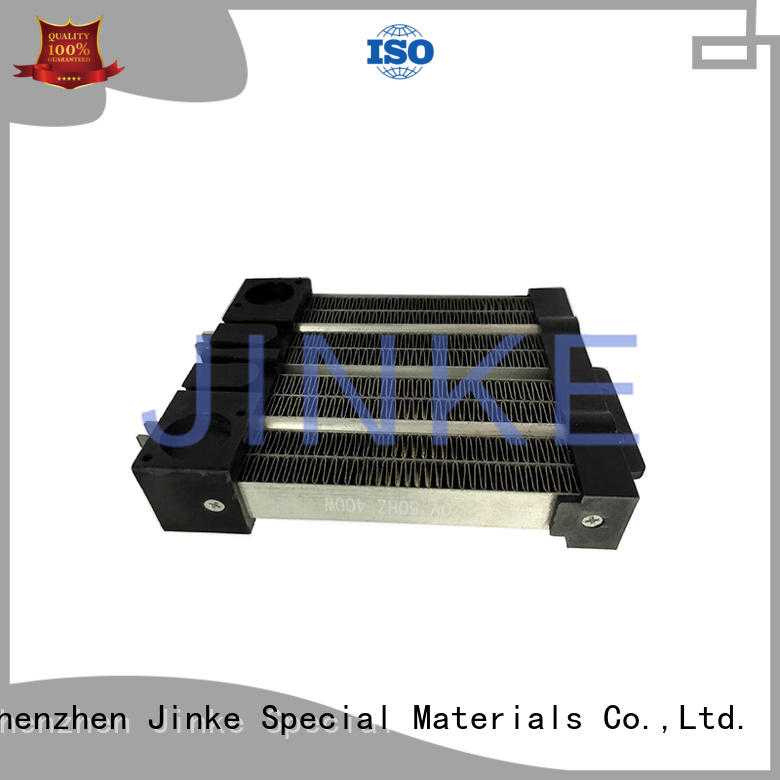 fan industrial ceramic heaters high quality for battery warmer Jinke