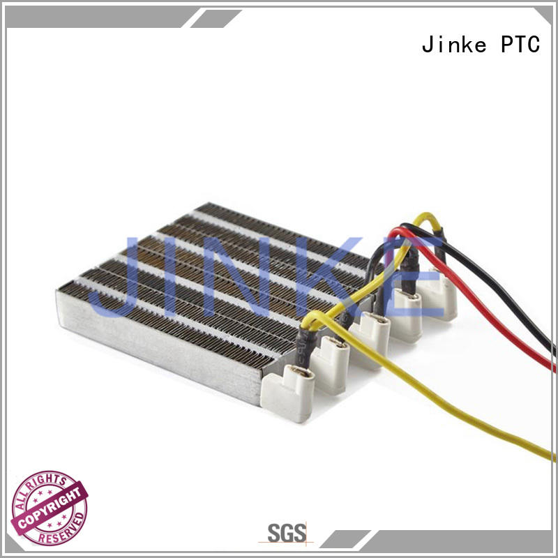 Jinke 220v ptc heater core high quality for air conditioner