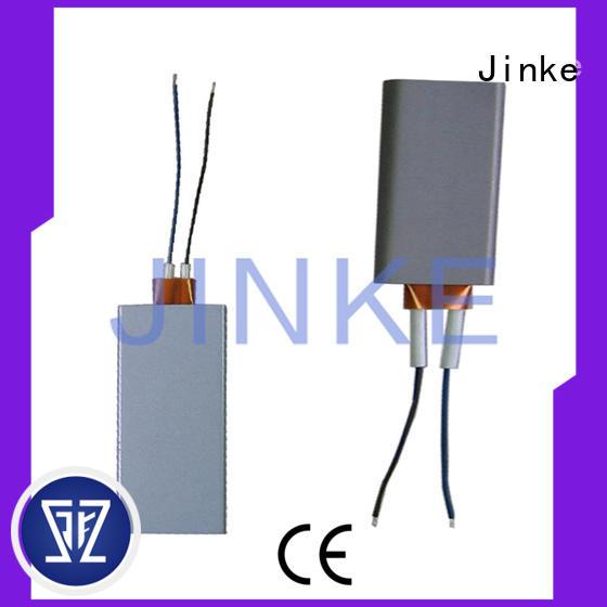 Jinke long lifetime ptc ceramic heat & fan for sale for vehicle heating