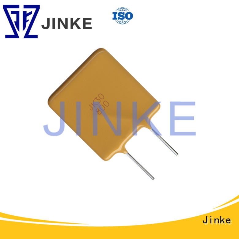 Jinke customizable resettable fuse low resistance for Digital cameras