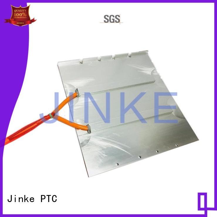 Jinke glue ptc heater automotive easy adjust for cloth dryer