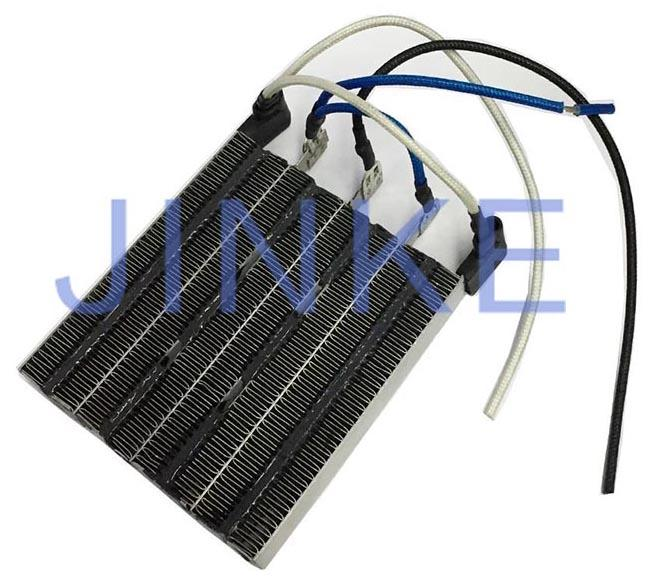 Jinke-Small Heating Element, Customized Non-insulated Ptc Heating Element
