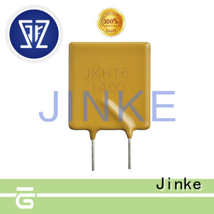 Jinke customizable resettable thermal fuse factory for video cameras