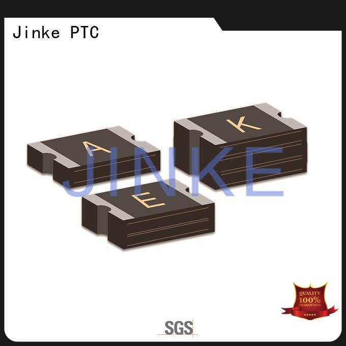 Jinke 250v pptc fuse low resistance for E-Readers