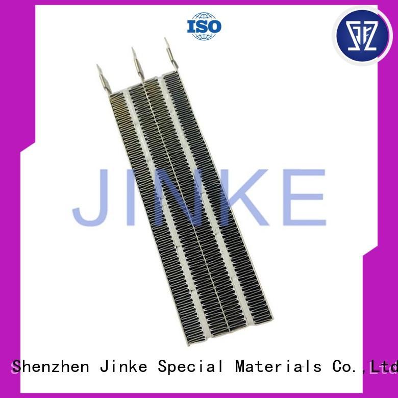 fan cloth ceramic ptc heating temperature Jinke company