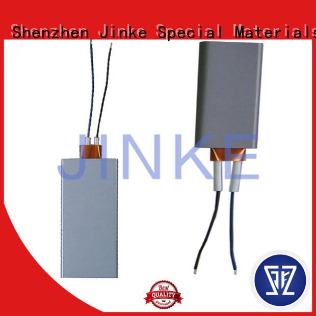 Jinke durable cabinet incubator ptc heating element high efficiency for battery warmer