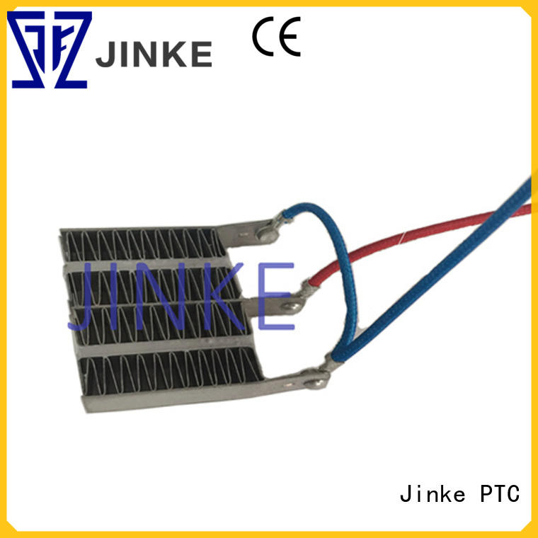 Jinke ceramic ptc heater supplier for family