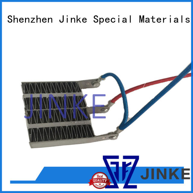 Jinke stable ptc heating element manufacturer high quality for vehicle heating