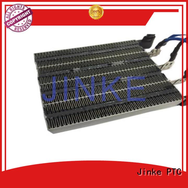 Jinke long lifetime ptc auxiliary heater manufacturer for battery warmer