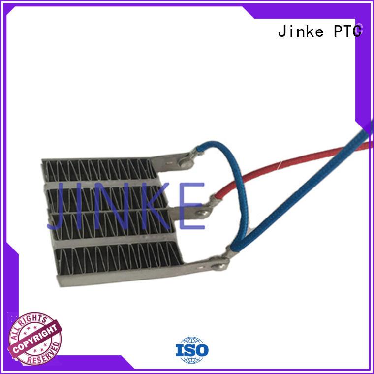 Jinke safe polymer ptc heating elements supplier for house