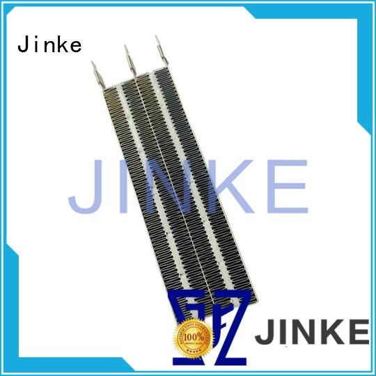 Jinke ceramic ptc heater on sale for plaza