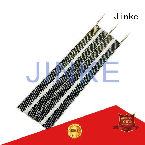 Jinke durable ptc heater factory price for plaza