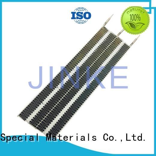 Jinke portable ptc ceramic heater element supplier for family