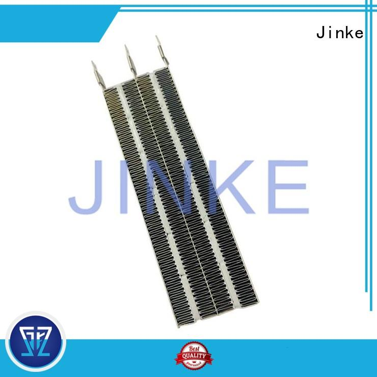Jinke durable ptc heater core for sale for cloth dryer