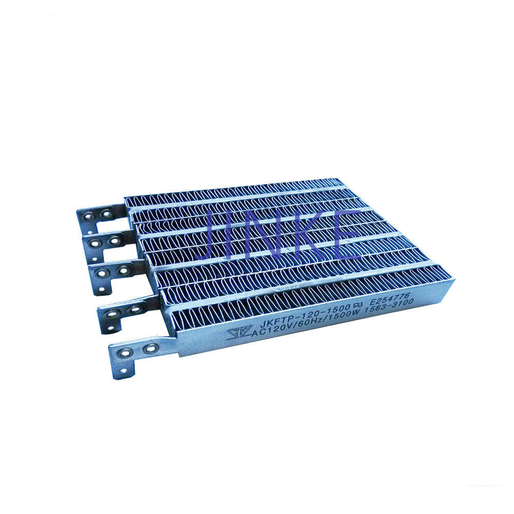 Jinke professional ptc heater supplier for plaza