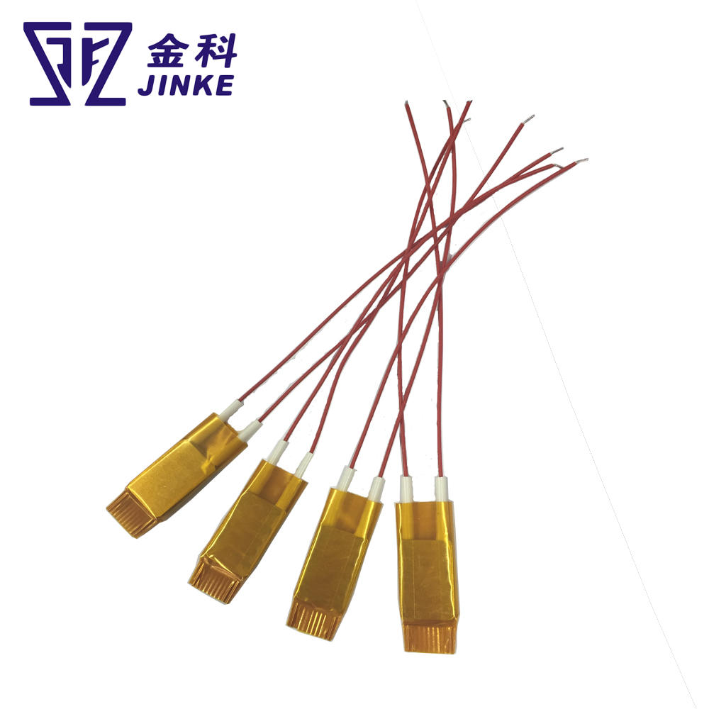 Jinke PTC heating element for hair  dryer with UL certification