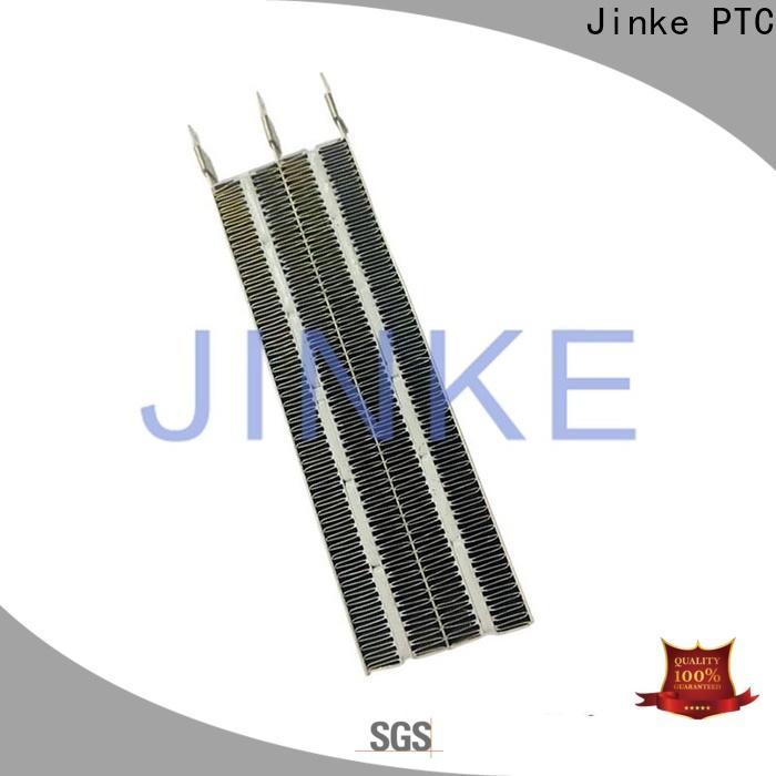 Jinke durable ptc heater automotive easy adjust for fan heater