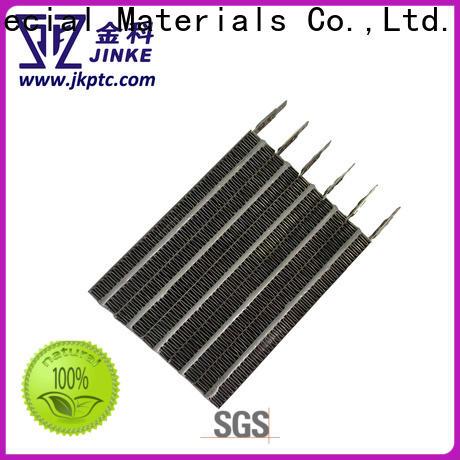 Jinke battery ptc ceramic easy adjust for fan heater