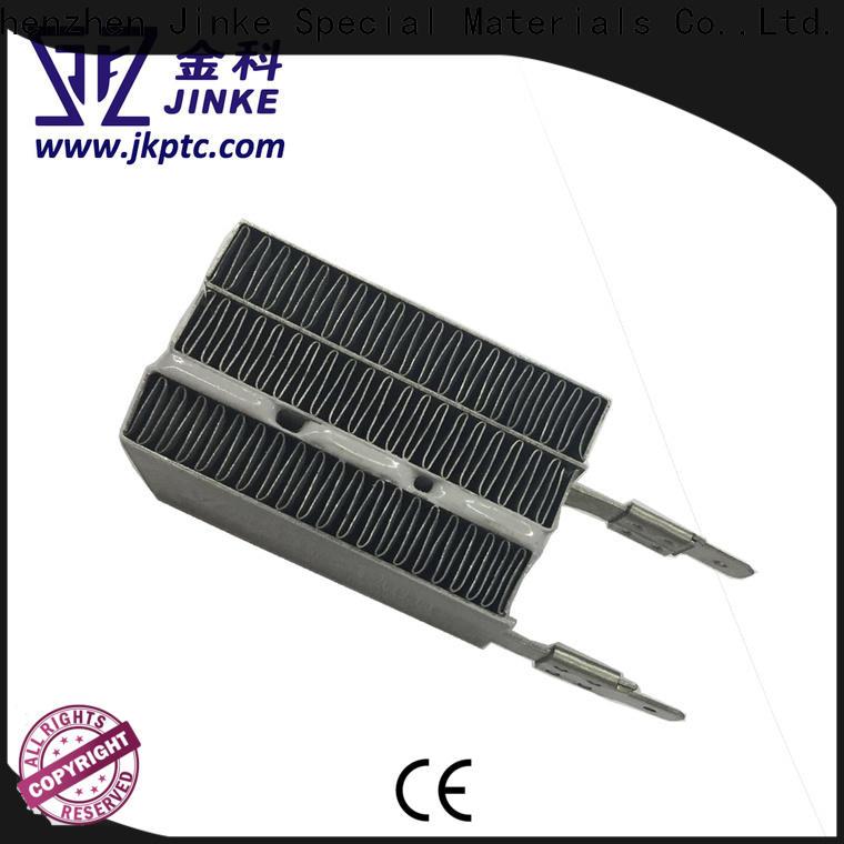 Jinke gun ptc heating element 110v high quality for fan heater