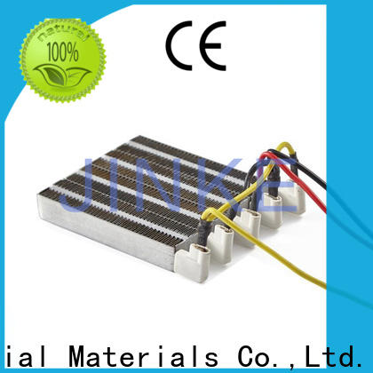 Jinke long lifetime ceramic heating element With Insulated for battery warmer