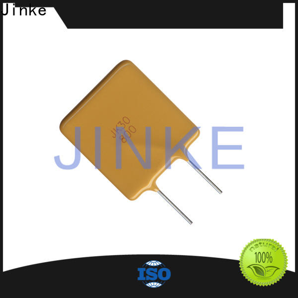 Jinke lead resettable fuse low resistance for E-Readers
