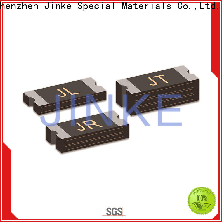 Jinke ptc heating element temperature low resistance for video cameras