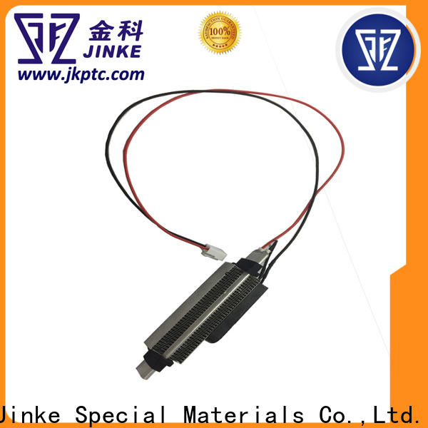 Jinke automatic define ptc heating element supplier for house
