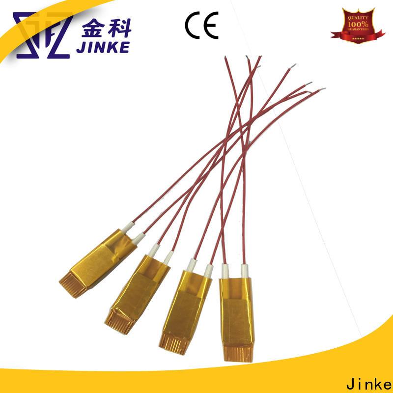 Jinke applications ptc fan heater for sale for fan heater
