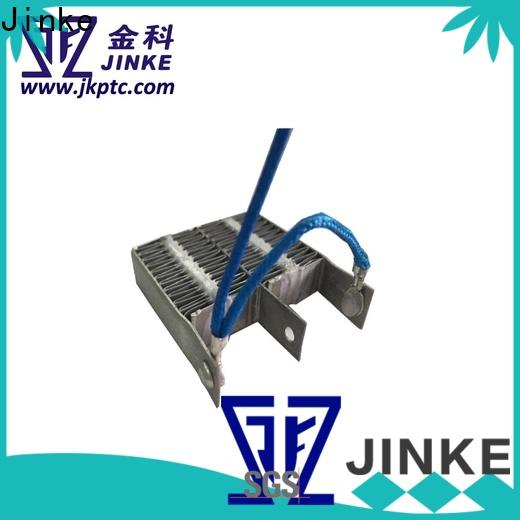 Jinke safe ptc heating element suppliers promotion for plaza