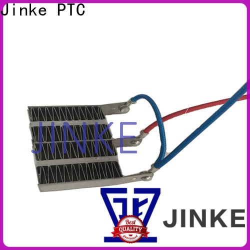 durable ceramic ptc heater tube manufacturer for fan heater