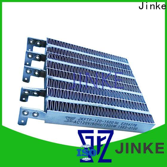 Jinke certified ptc element easy adjust for vehicle heating