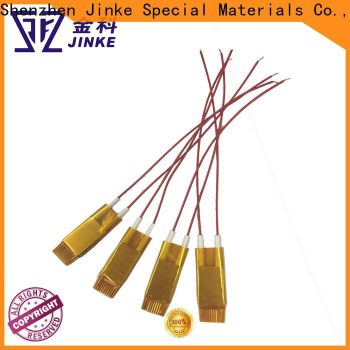 Jinke gun ptc ceramic heating factory price for plaza