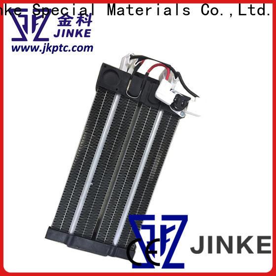 Jinke straightener electric ceramic heater high quality for vehicle heating