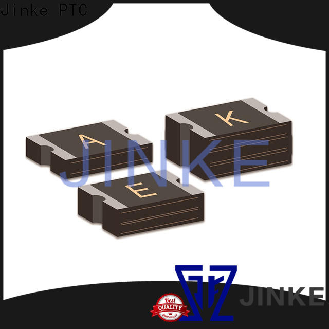 Jinke long lifetime ptc resistor low resistance for Li-Polymer battery