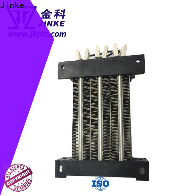 Jinke 110v ptc fan heater for sale for air conditioner