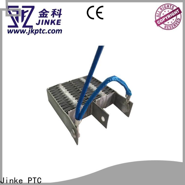 Jinke long lifetime ceramic heating element high quality for battery warmer