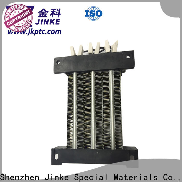 Jinke stable ceramic electric heater With Insulated for vehicle heating