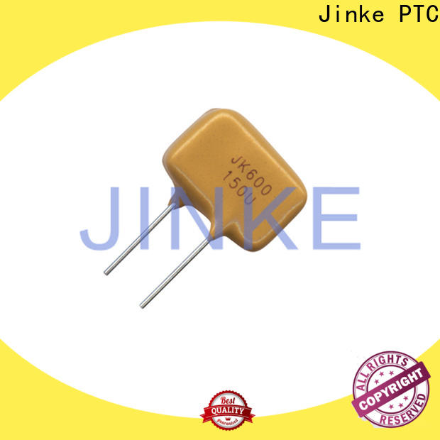 Jinke automatic resettable fuse low resistance for Digital cameras