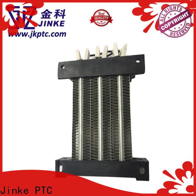 Jinke safe ptc heater working principle high efficiency for fan heater
