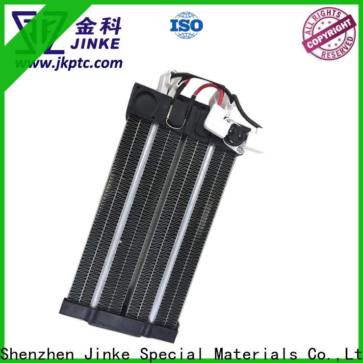 Jinke durable ptc fan heater easy adjust for cloth dryer