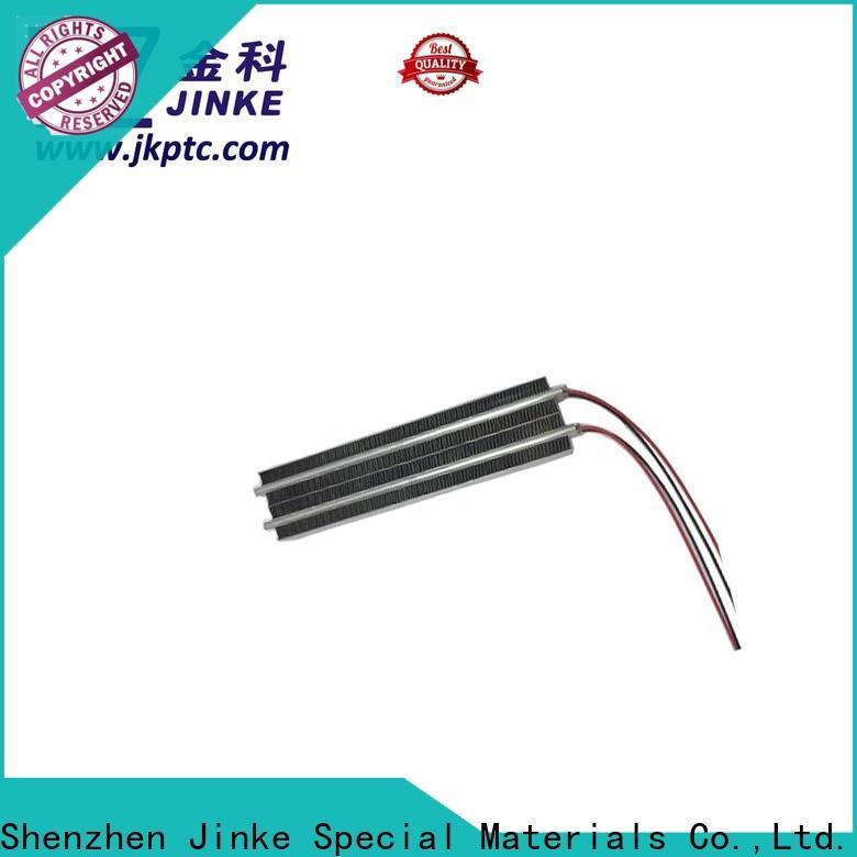 Jinke long lifetime ptc ceramic heat & fan high quality for air conditioner