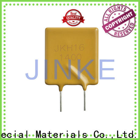Jinke jkm resettable thermal fuse low resistance for Hard disk drives