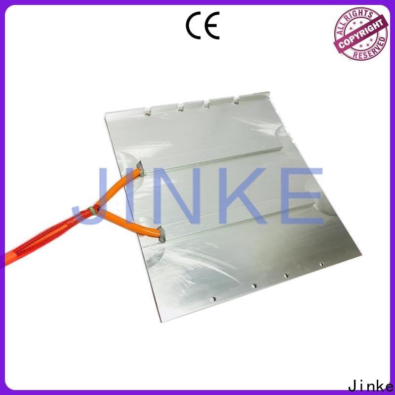 Jinke long lifetime ptc ceramic heater easy adjust for cloth dryer