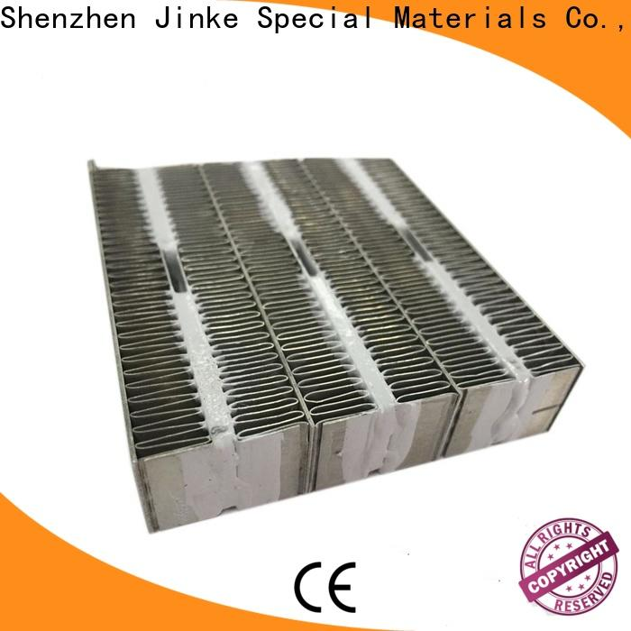 Jinke good quality ptc heating element 220v factory price for family