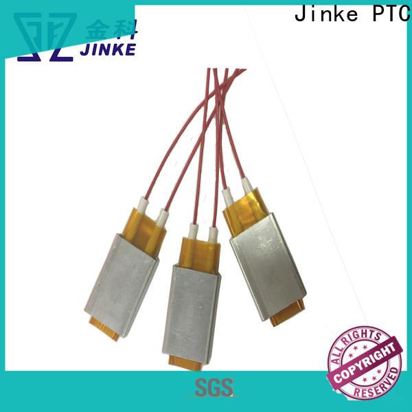 Jinke aluminum ptc ceramic heater and fan high quality for fan heater