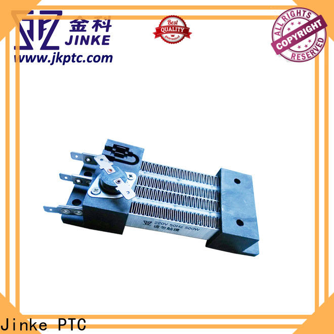 Jinke professional ptc thermistor easy adjust for hand dryer