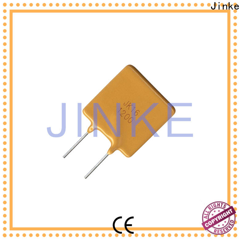 Jinke automatic ptc resettable fuse good quality for video cameras